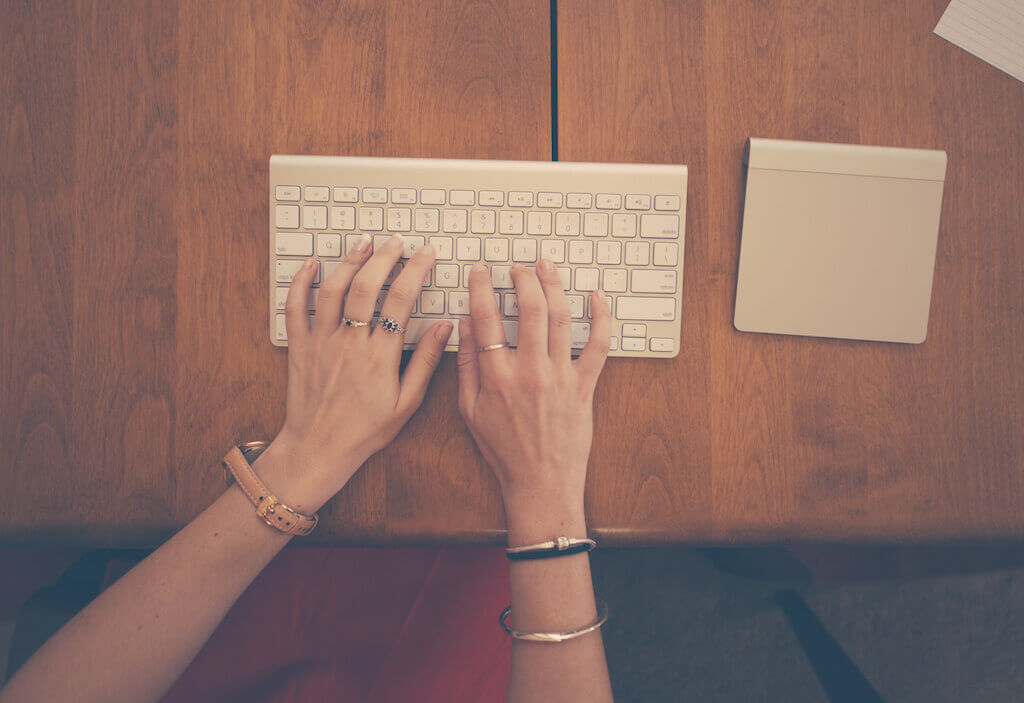 keyboard typing mistakes typing tips and tricks