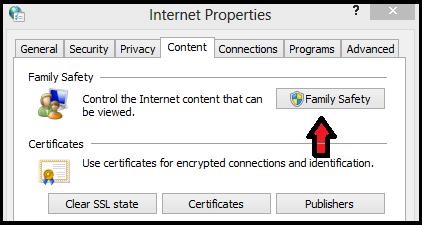 internet Block adult content on