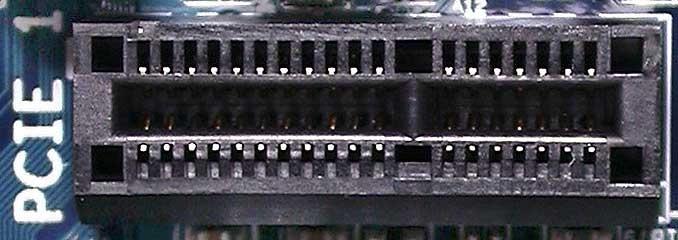 PCI Express lanes , PCI Express lanes