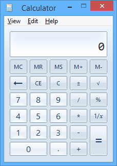 Make Your Own Calculator Using Notepad