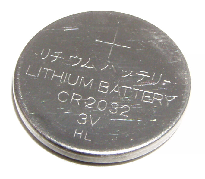 Information About The Different Computer Battery Types