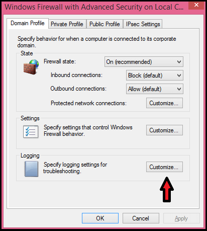 How To Remove The Junk Files And Windows Firewall Cache ?