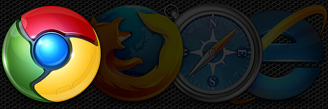 basic elements of web browser