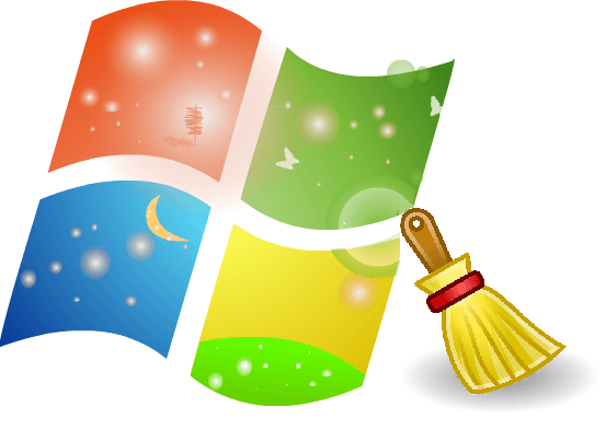 How To Clean Windows Without Using Any External Application