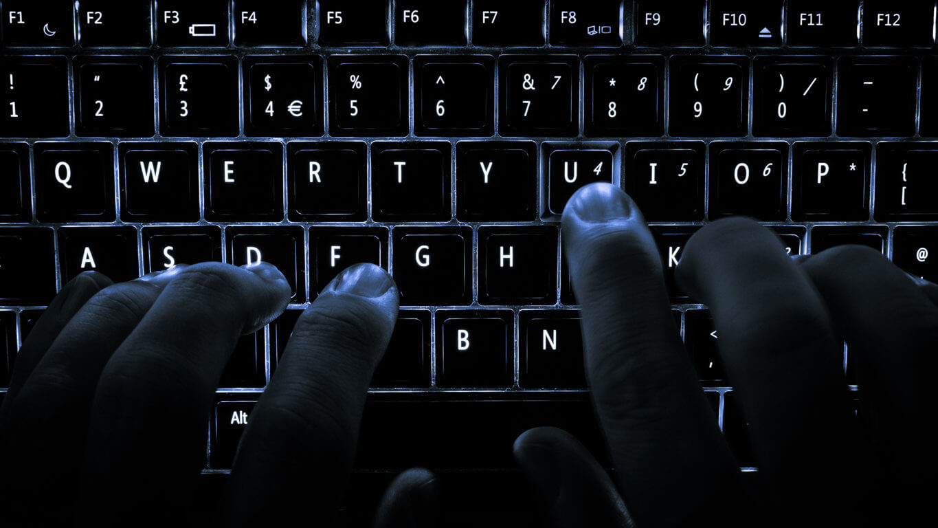 Spy On Your Computer By Using Your Keyboard Keystrokes