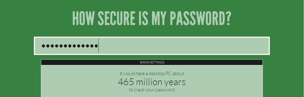 How To A Create Secure Passwords That Can Be Easily Remembered