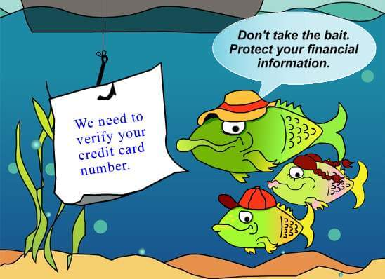 How To Protect Yourself From Phishing And Internet Frauds , How To Protect Yourself From Phishing And Internet Frauds