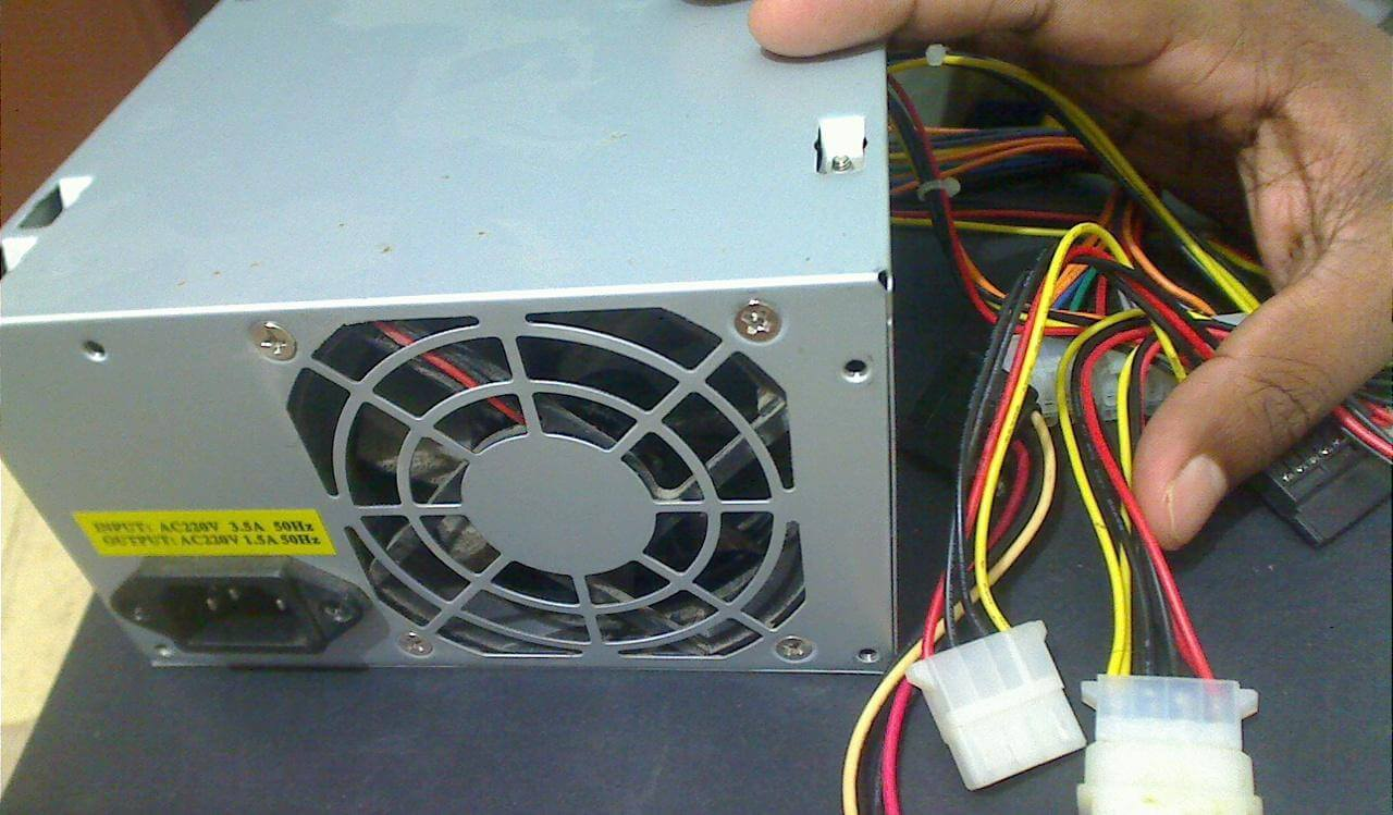 SMPS: Switch mode power supply unit