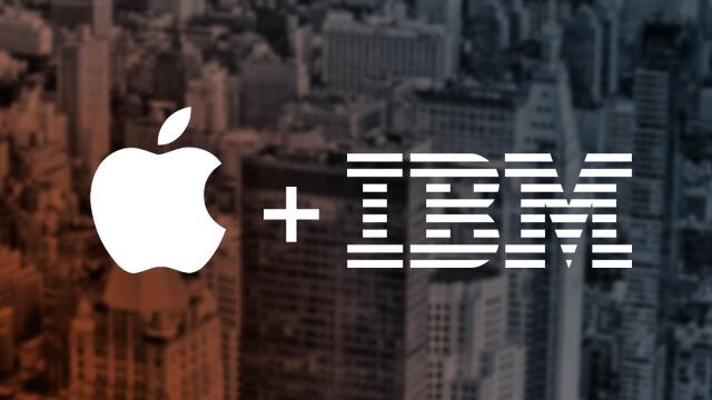 Apple and IBM partnership