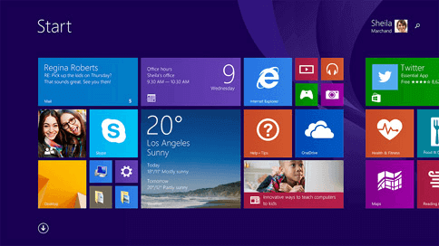 Features of Windows 8 that couldn't make it to Windows 10