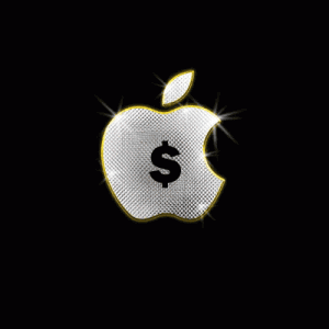 Source: http://www.technobuffalo.com/wp-content/uploads/2011/03/apple-dollar-sign-300x300.png