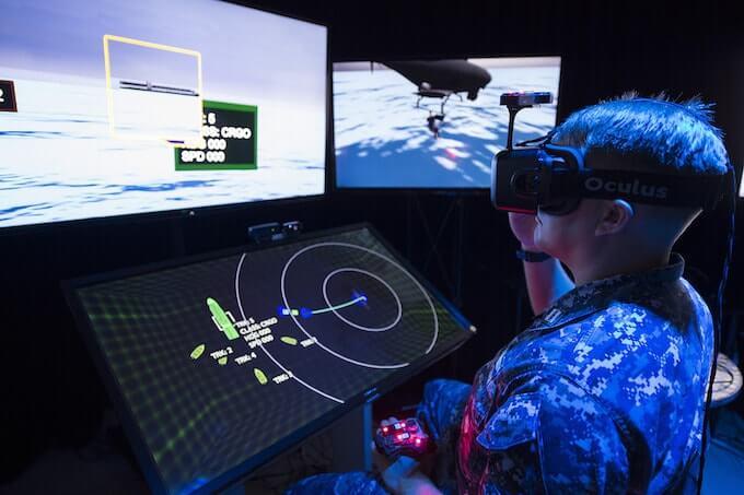 Virtual Reality (VR) Gaming