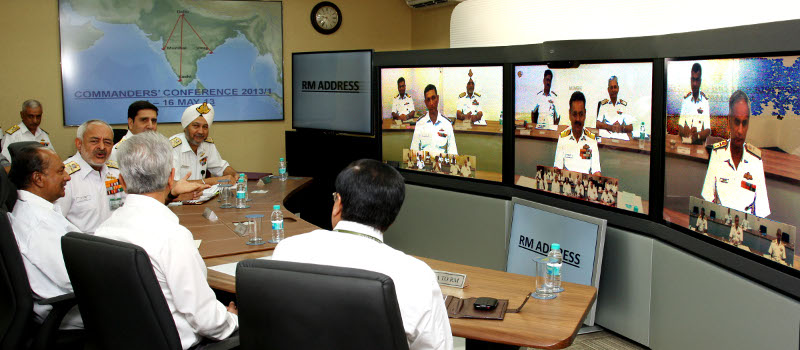 4G Video Conferencing