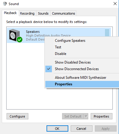 Adjust the sound of Windows as you like : Access your hidden equalizer or seek alternatives