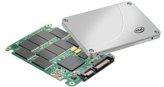 NAND Flash Memory: Intel SSD