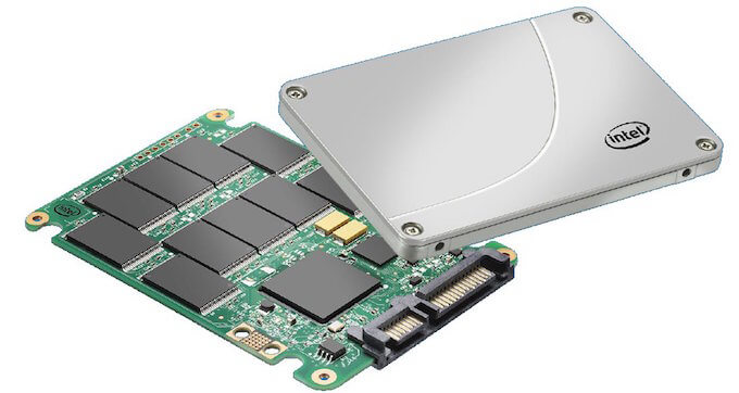 NAND Flash Memory: Intel SSD