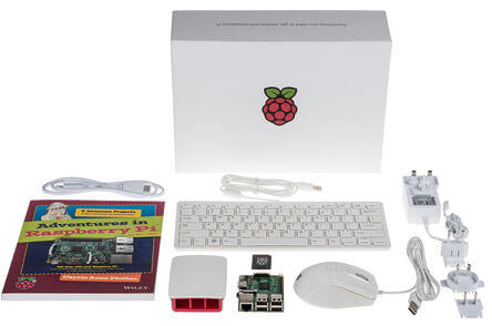 10 million Raspberry pi 3 starter kit