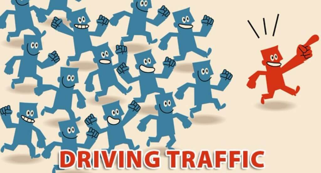 18 Most Powerful Tips To Get Huge Web traffic In Short Time