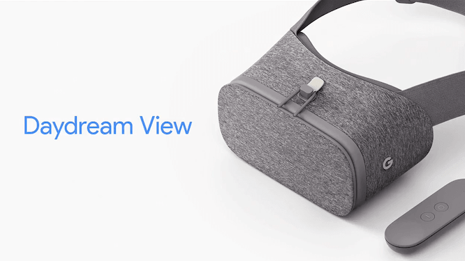 Daydream View is Googles' Ambitious Step Into Virtual Reality