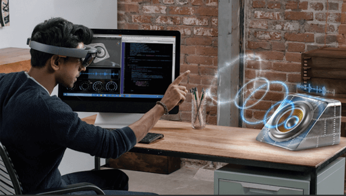 ar vs vr: virtual reality and augmented reality