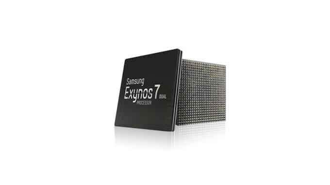 samsung exynos 7 dual 7270 chip
