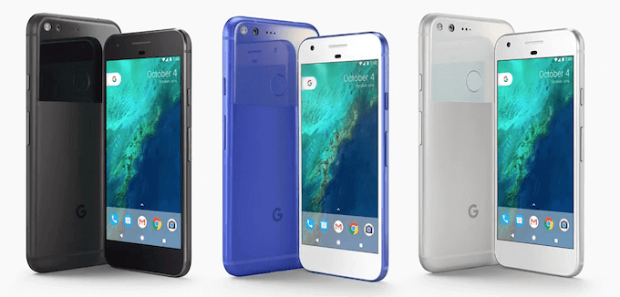 Google Pixel and Google Pixel XL Models: Phone By Google