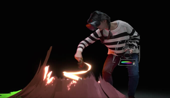 google tilt brush : incredible things virtual reality can be used for
