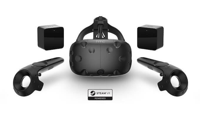 HTC Vive VR War Of Virtual Reality Devices: The Ultimate Comparison Of The Best VR Headsets
