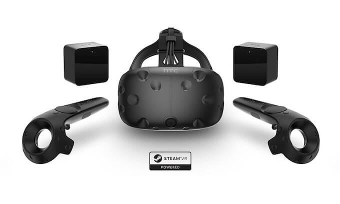 HTC Vive VR: Virtual Reality Headsets