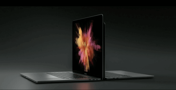 apple new macbook pro 2016