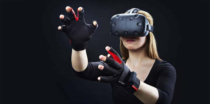 Manus VR Helps You Get Your Hands And Arms Into Virtual Environments