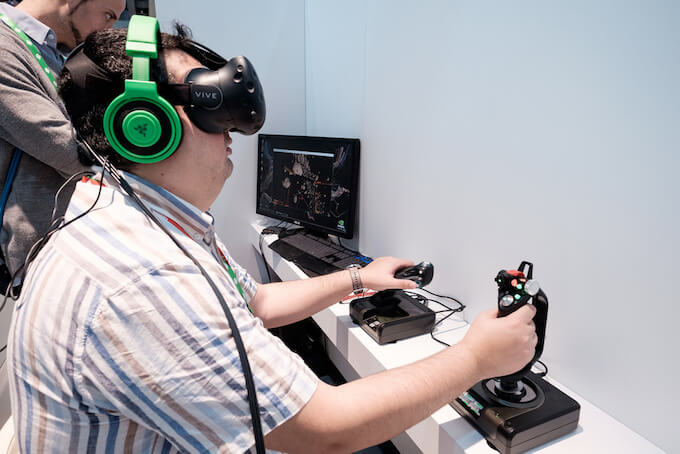 vr can replace traditional gaming
