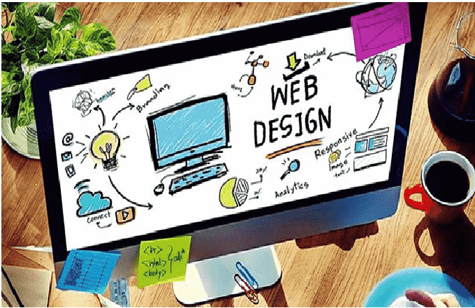 designing your website