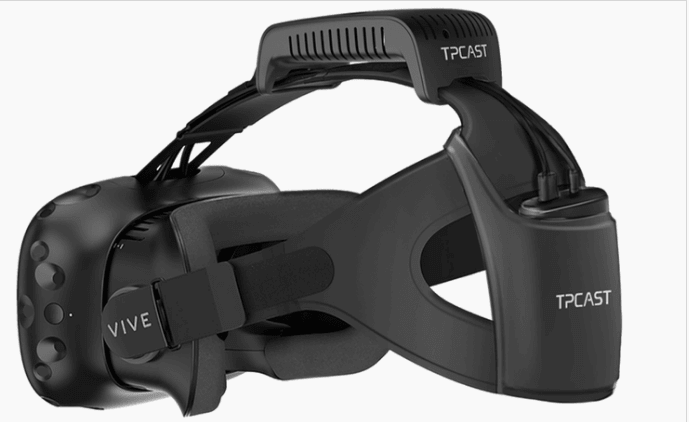 Wireless Virtual Reality device TPCAST
