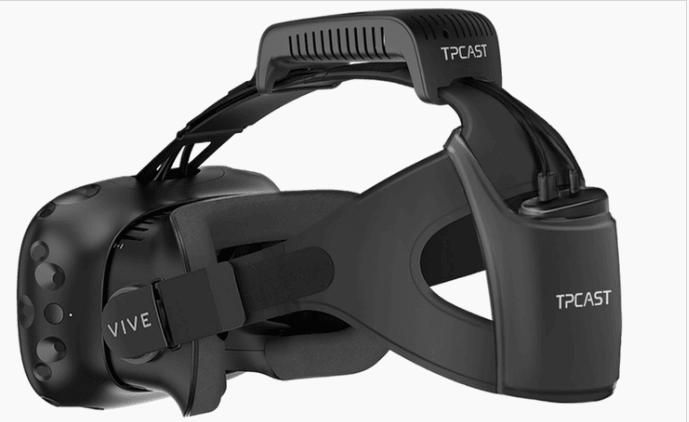 Wireless Virtual Reality device TPCAST