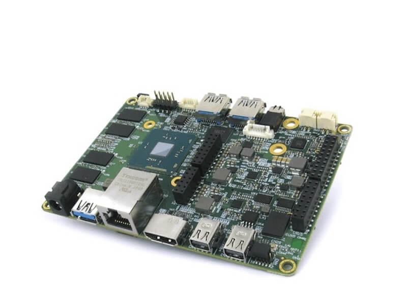 Image Credits of UDOO x86 board: kickstarter.com