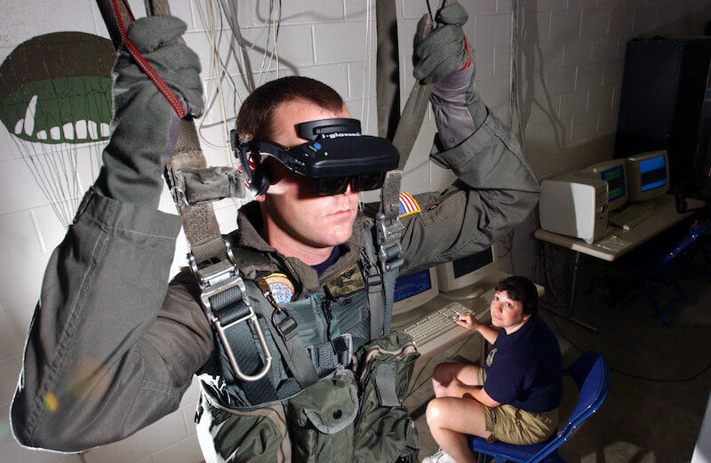 The Importance of Virtual Reality in Education and Training