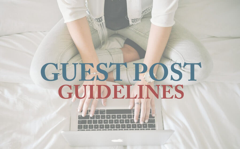 Guest Post Guidelines - OnlineCmag