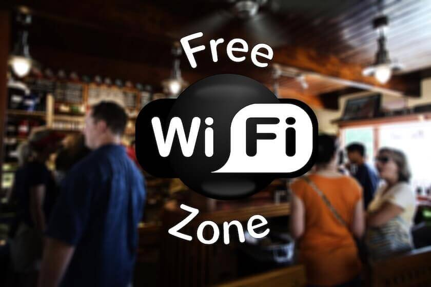 stay safe in public wi-fi